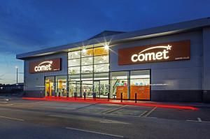 Comet Chester full image